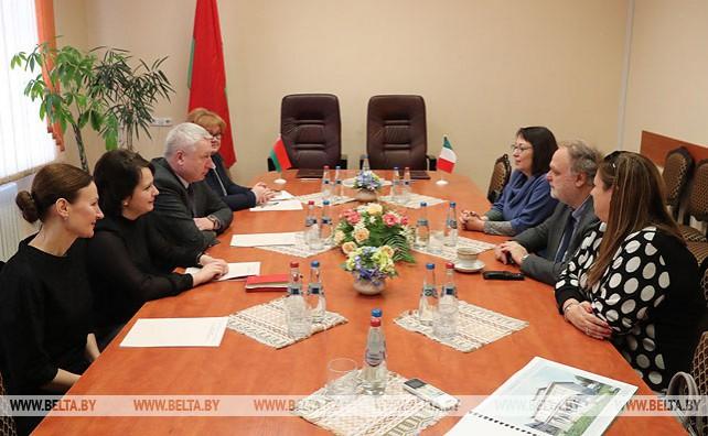 Белорусско-итальянское соглашение о сотрудничестве в гуманитарной сфере подписано в Минске