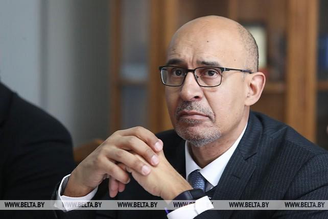 Белорусский союз журналистов рассчитывает на новый виток взаимодействия с партнерами из Европы