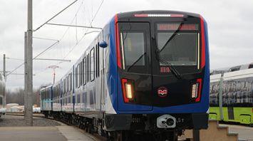 Stadler и Минский метрополитен презентовали поезд для столичной подземки