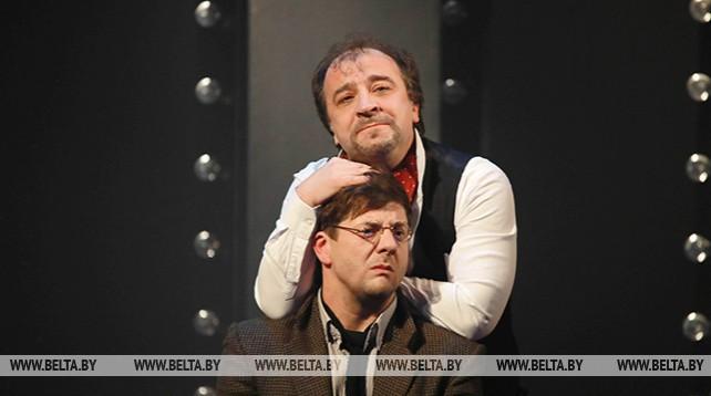 """Театральный форум """"М@rt.контакт"""" открылся в Могилеве"""