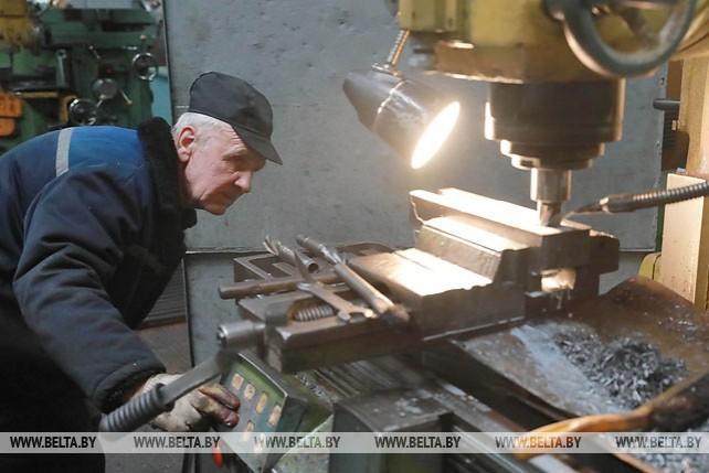 """ФПБ выступает за сохранение могилевской """"Строммашины"""" и поддерживает концепцию модернизации завода"""