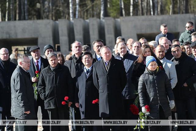 Макей: мы не должны допустить искажения истории и обеления преступников Второй мировой войны