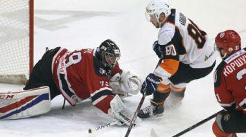 """Хоккеисты """"Шахтера"""" одержали волевую победу над """"Неманом"""" в плей-офф экстралиги"""