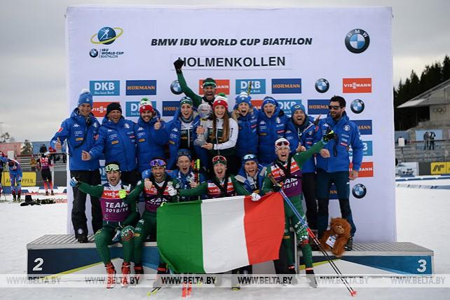 Ханна Эберг выиграла масс-старт на этапе Кубка мира в Холменколлене, Доротея Вирер завоевала Большой хрустальный глобус