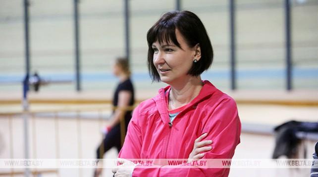 Национальная сборная Беларуси по бадминтону готовится к II Европейским играм