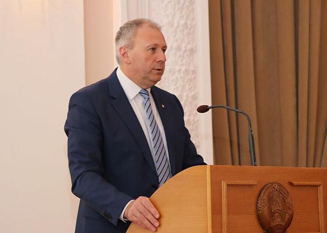 Румас поручил до 1 апреля провести проверку сельхозпредприятий Гомельской области