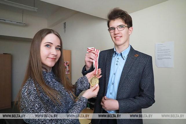 Могилевский школьник завоевал золотую медаль фестиваля инженерной науки в Тунисе