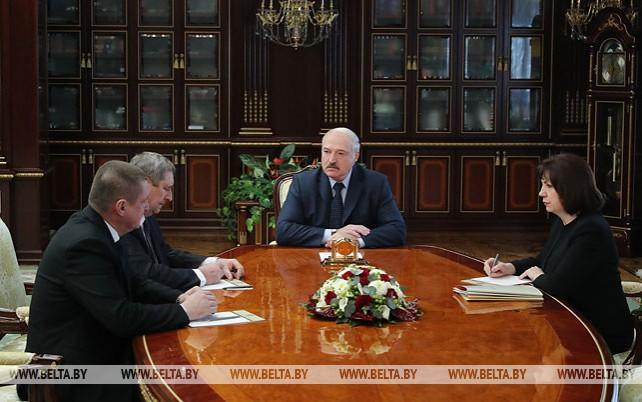 Лукашенко направил Русого и Зайца наводить железный порядок в Могилевской области