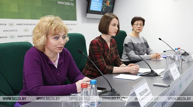 Пресс-конференция о современных методах профилактики и лечения эндокринных заболеваний прошла в БЕЛТА