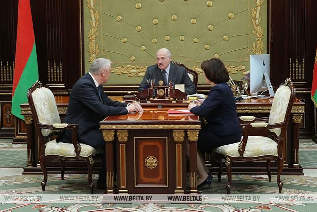 Александр Лукашенко назначил Владимира Дворника заместителем премьер-министра