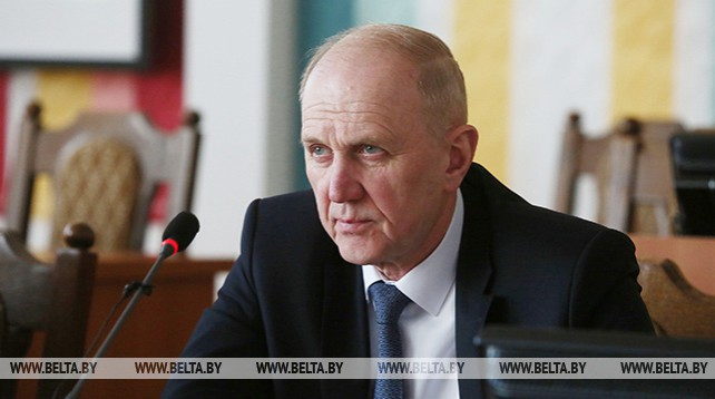 Кравцов провел пресс-конференцию в Ивье