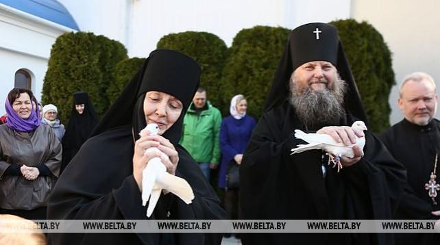 Благовещение Пресвятой Богородицы отметили в Гродно