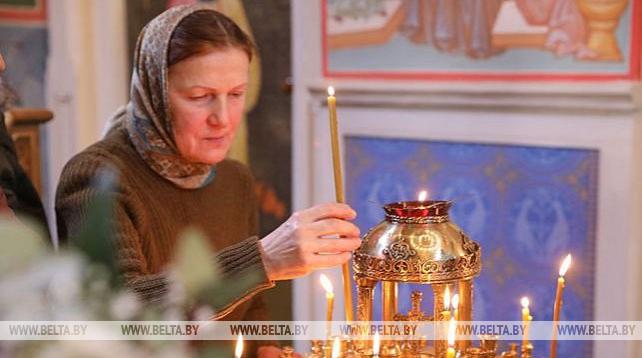 Благовещение Пресвятой Богородицы в Витебске