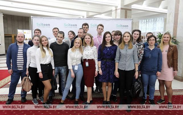 Лучшие студенты и магистранты из 5 стран участвуют в турнире научных перспектив в Минске