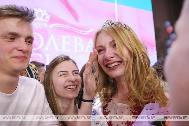 """Столичной """"Королевой Весной - 2019"""" стала Елизавета Абрамкина"""