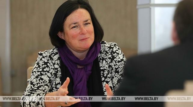 Беларусь и Великобритания рассчитывают на расширение взаимовыгодного сотрудничества