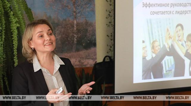 В Белыничском районе прошел семинар для будущих управленцев АПК