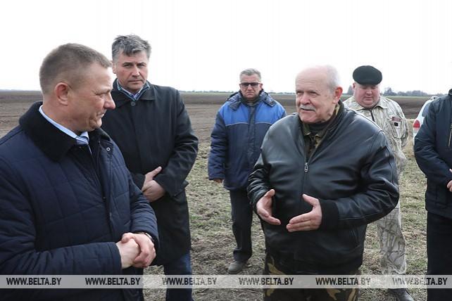 Госконтроль разберется в причинах нехватки удобрений в Витебской области