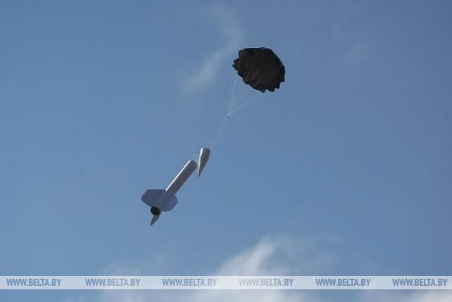 """В Гродно напечатали на 3D-принтере летающую копию ракеты """"Сатурн-5"""""""