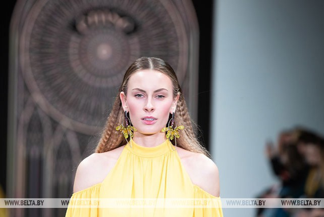 Belarus Fashion Week стартовала в Минске