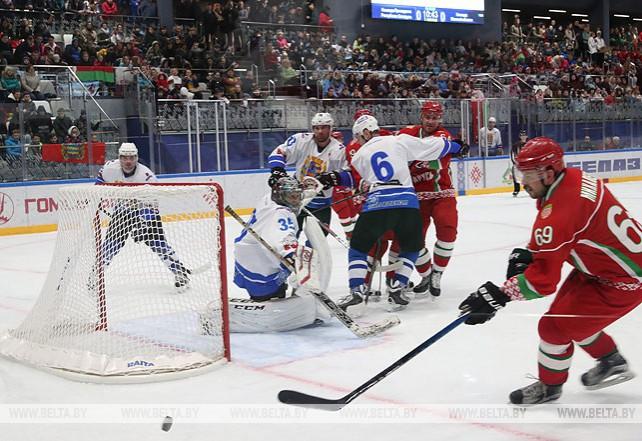 Хоккейная команда Президента Беларуси выиграла 12-й республиканский турнир среди любителей
