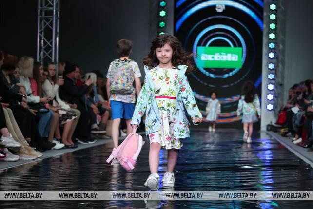 В Минске прошли показы детских коллекций Kids Fashion Days BFW