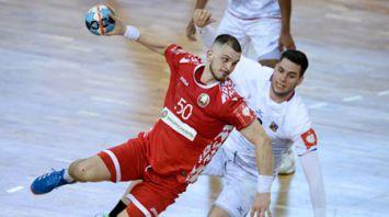 Белорусские гандболисты уступили чехам в квалификации чемпионата Европы