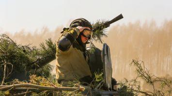 Белорусско-российское батальонное учение проходит на полигоне Брестский