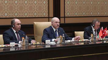 Встреча Лукашенко и Эрдогана в расширенном составе прошла в Анкаре