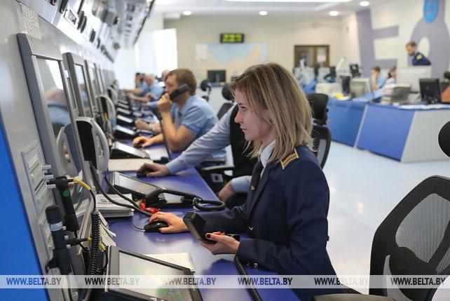 Минский районный диспетчерский центр управления воздушным движением