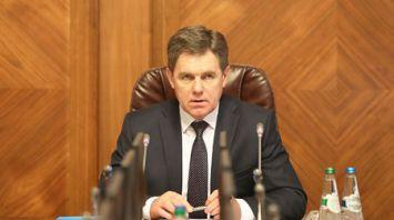 Петришенко провел заседание Комиссии по делам несовершеннолетних при Совете Министров
