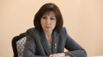 Кочанова провела прием граждан в Орше