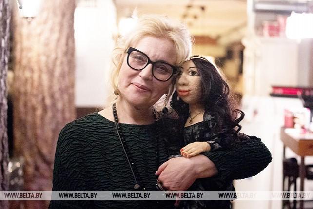 Выставка кукольного мастера Валерии Гайшун открылась в Минске