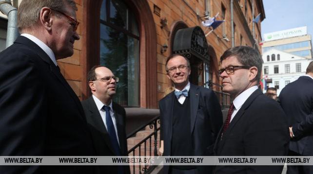 Новый офис отделения посольства Финляндии открылся в Минске