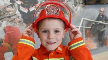 Пожарная аварийно-спасательная часть и центр безопасности МЧС открылись в Барани