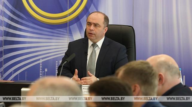 Белорусские НПЗ получат качественную нефть не ранее, чем через 8-10 дней