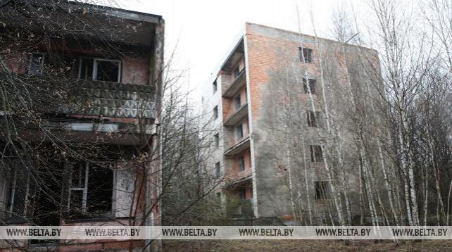 Поселок Солнечный в Брагинском районе включен в туристический маршрут по зоне отчуждения