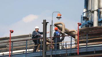 На Мозырском НПЗ организовано круглосуточное дополнительное обследование оборудования