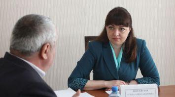 Шпилевская провела прием граждан в Рогачеве