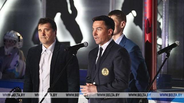 Хоккейный турнир World Selects Invitational открылся в Минске