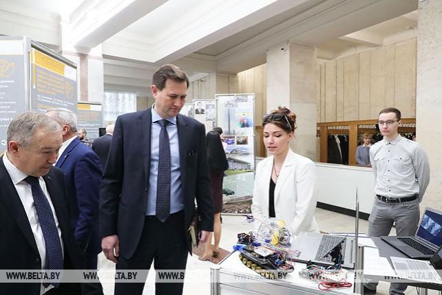 Сессия Общего собрания проходит в НАН Беларуси