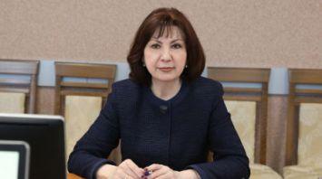 "Кочанова избрана председателем наблюдательного совета ""Нафтана"""