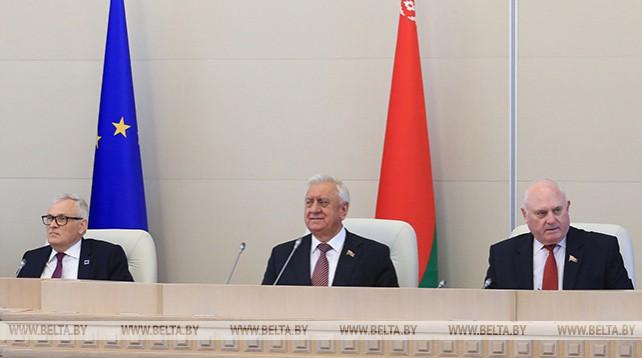 Заседание Совета по взаимодействию органов местного самоуправления при верхней палате парламента