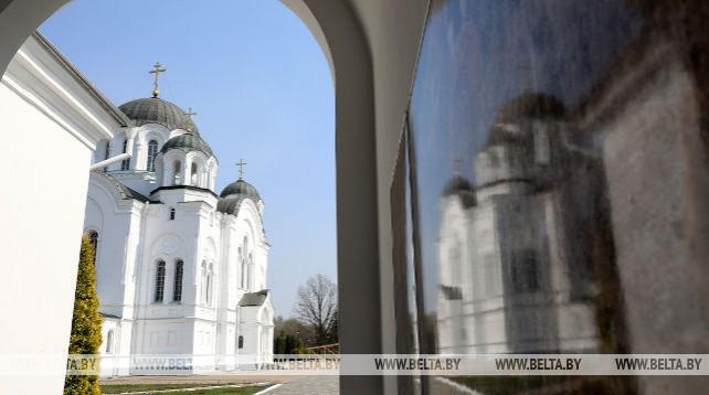Спасо-Евфросиниевский монастырь в Полоцке