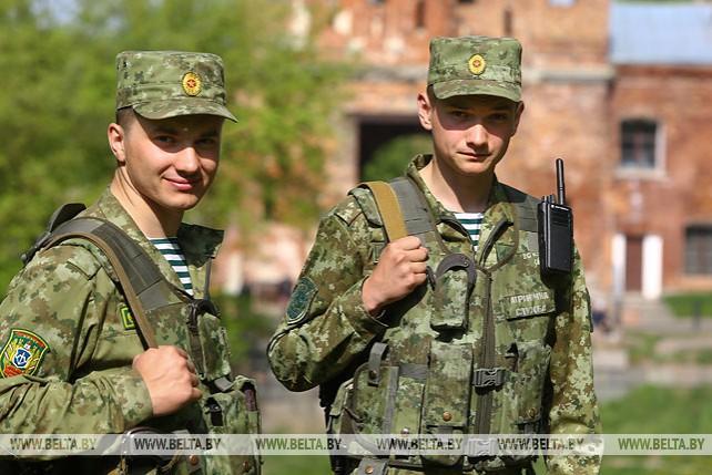 Брестская пограничная группа отмечает свое 75-летие
