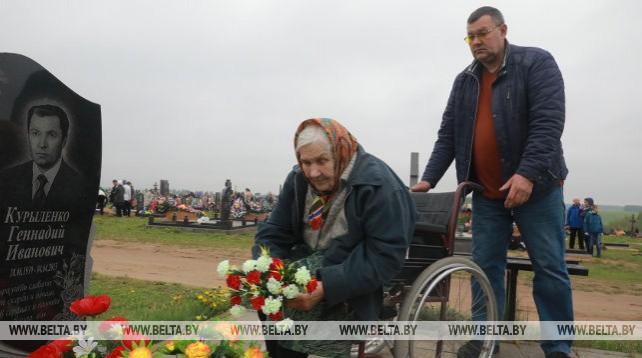 Православные верующие отметили Радоницу