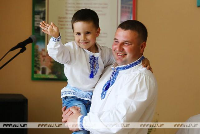 """Областной этап конкурса """"Семья года"""" прошел в Бресте"""