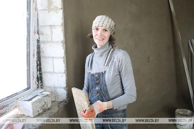 Новоселами в доме в Житковичах станут 40 молодых семей