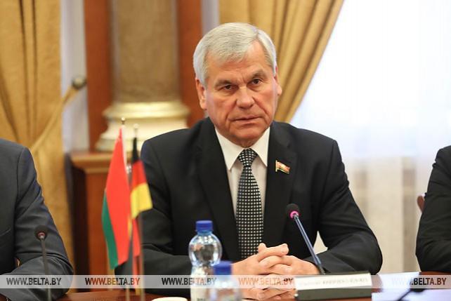 Андрейченко встретился с послом Германии