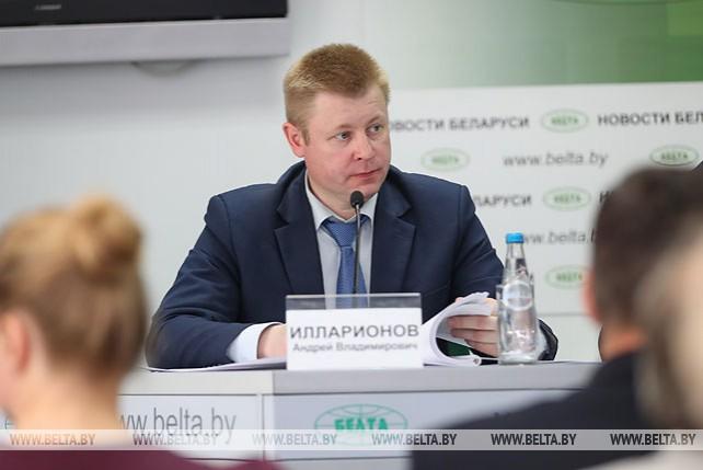 Пресс-конференция о подготовке инфраструктуры Минска к II Европейским играм прошла в БЕЛТА